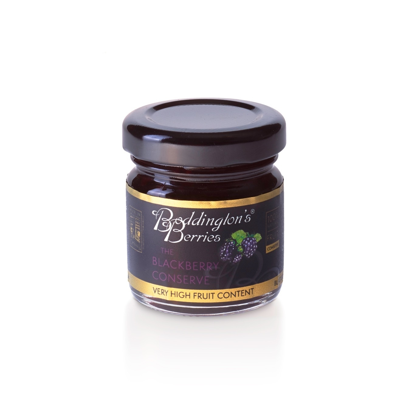 Blackberry Conserve - 48g Jar Blackberry Conserve