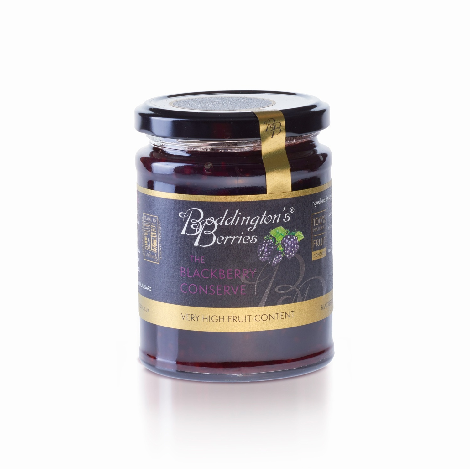 Blackberry Conserve - 340g Jar Blackberry Conserve