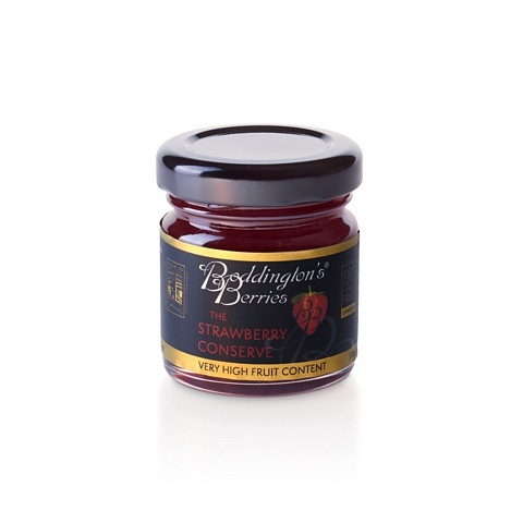 Strawberry Conserve - 48g Jar