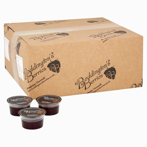 Strawberry Conserve - 28g (x 80)